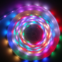5V LED Strip, 48leds/m LPD 8806 5050 RGB LED Strip Waterproof