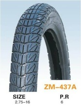 motorcycle part, motorcycle tyre 2.75-16