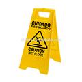 De seguridad precaución junta, piso mojado los signos de advertencia, bf-wf01