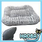 2014 New Pet Products Elegant Luxury Designer Snake Skin Plush Pet Dog Beds Long Fleece Dog Cushion