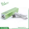 Portable harga mobile power bank 2600 mah charger