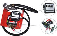 low weight 55L/M fuel tank transfer pump unit