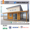 insulated prefab modular villa houses