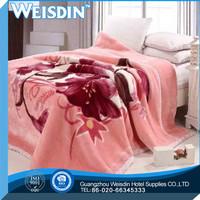 king size wholesale flannel barney coral fleece blanket