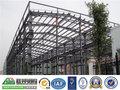 Pré-fabricados de construção estrutural de aço oficina de galpão