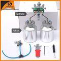 93v de energia barata e profissional de dupla cabeça de imagem e impressão tranfer água máquina