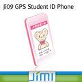 jimi quickdial livre grande teclado do telefone móvel crianças rastreador gps com a sos alarme plataforma ji09