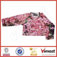 Waist length shirt/Custom ladies fashion clothing