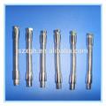 Fabbrica di shenzhen fornitura diretta custom gooseneck tubo metallico flessibile/pieghevole a collo di cigno tubo/swanneck tubo per la bambola del sesso