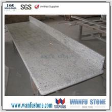 Kashmir white granite kitchen countertop price of granite per square meter