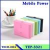 High Quality Universal Power Bank 20000mAh, Large Capacity 20000mAh Power Bank, Dual USB Mobile Power Bank 20000mAh