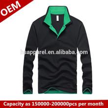 เครื่องแต่งกายที่กำหนดเองแฟชั่นhaoshengซัพพลายเออร์จีนโลโก้ปักผ้าฝ้าย100%โกรธเสื้อโปโลในบวกขนาดผู้ชายt- เสื้อยืด