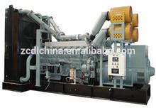 Latest price of 1000kva diesel generator MTU engine Marathon alternator