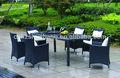 Popular de laca preta mobília da sala hb21.9101