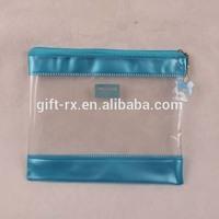 2014 fancy pvc zipper lock pencil bag