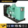 Open type Three Phase 50Hz Diesel Generator Powered by Cummins 400 Kva