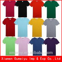 most popular plain t shirts wholesale 100 cotton