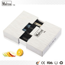 China MST New Product Hot Disposable gravity e cigarette evolution