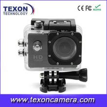 SJ4000 Smallest outdoor sports action camera 12mega full HD 1080P waterproof portable bike & helmet DV