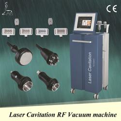 beauty salon electrical equipment,Advanced combination of cavitation&multi-polar RF&vacuum for body shaping,non-invasive