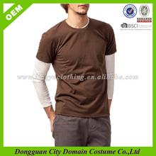 Modal t shirt , classic simple mans tee , custom colors man tees