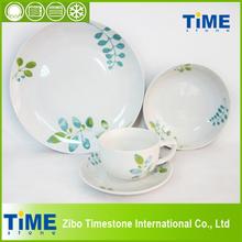 Fine Dinner Set Porcelain Clay