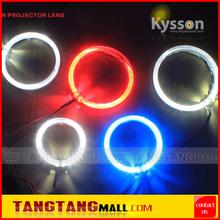 headlight type cheap price car round led light angel eyes