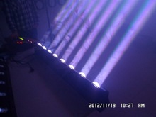 hight quality products 8 head rotate moving head rotating disco ball