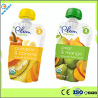 Cheap Colored Juice Drink Spout Pouch Bag With Good Quality