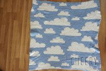 Woven Technics Babies Age Group pure cotton blanket
