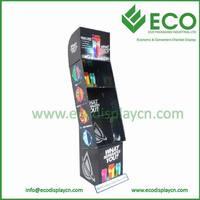 Paper Material Cardboard Display Pedestal for Mugs, Marketing Displays, POS Solutions