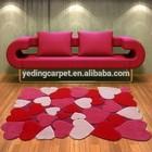 Lving Room Acrylic Shaggy Carpet