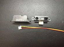 GP2Y0A21YK0F infrared distance sensor (10-80cm)