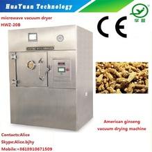 aromatic plants microwave vacuum freeze drying machine/Alice +8618910671509