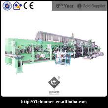 Semi Servo Sanitary Pad Making Machine Automatic Production