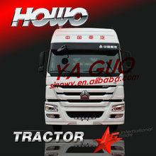 terminal tractor truck / tractor tipper trailer / High hat new cabin Tractor Trucks ZZ4257N3247W