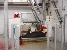 Islamic Halal slaughtering equipmentr for Cattle, Bovine,Veal,Yak,Buffalo