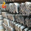 a36 ángulo de barras de acero del ángulo s235jr barras de acero de resistencia a la tracción de acero barra de ángulo