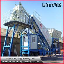 Henan Better YHZS100 mobile stabilized soil mixing plant