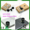 universal fisheye lens for canon camera lens for iphone6 /plus