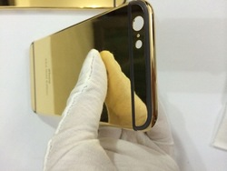 for iphone6 gold 24ct (100% original and real gold plated)