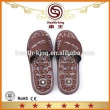 Jade massage slipper, rotatable slipper, therapeutic slipper