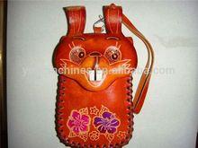 Animal Shape Genuine Leather Wallet/New Design Clutch Bag