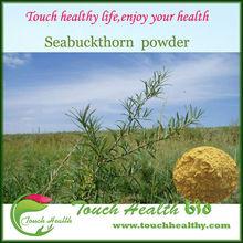 Touchhealthy supply Seabuckthorn p.e/seabuckthorn extract powder/seabuckthorn fruit podwer extract