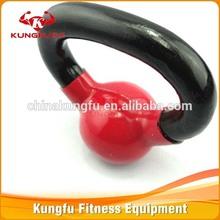Gym Vinyl Dipped Kettlebell Aerobic Training