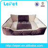 supply warm soft plush igloo house for dog pet bed