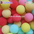 La pelota, Triángulo, Cuadrado y varios forma de productos de espuma