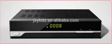 Digital tv satellite receptor with verimatrix advanced security
