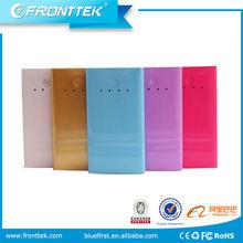 latest fashion phone partner, polymer mobile power bank