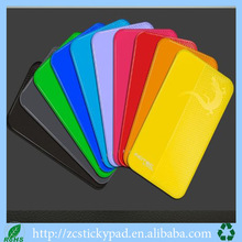 Best selling cell phone accessories anti slip sticky mat